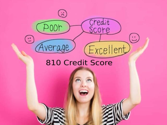 810 credit score