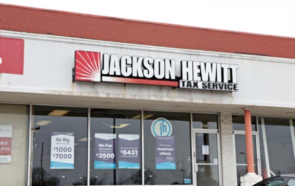 jackson hewitt tax service company